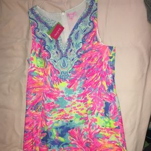 Lilly Pulitzer shift dress